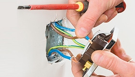 lectrical repairs  and electrical maintenance for sarety in the workplace