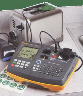 pat testing portable appliance