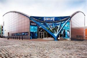 The National SEA LIFE Centre Birmingham